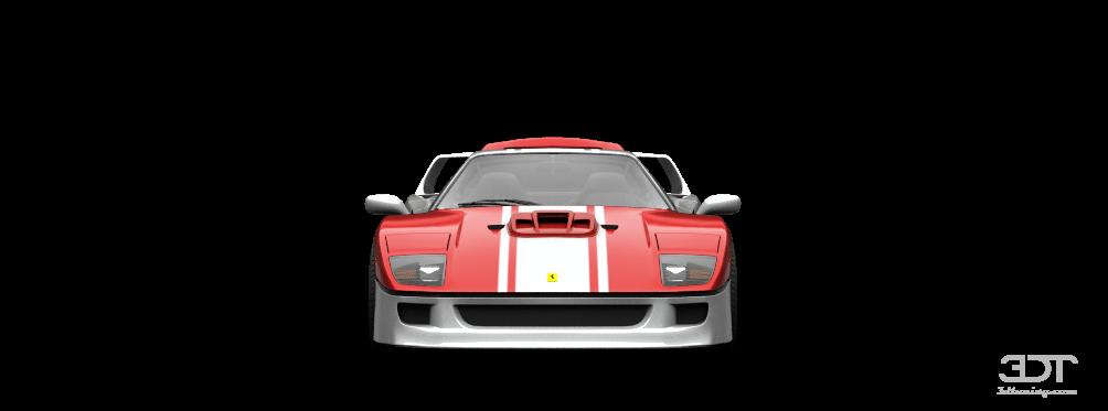 Ferrari F40'87