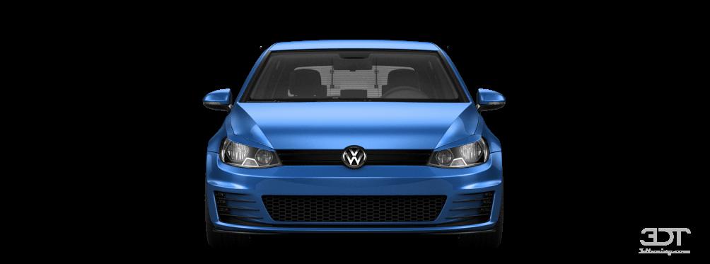 Volkswagen Golf 7'14
