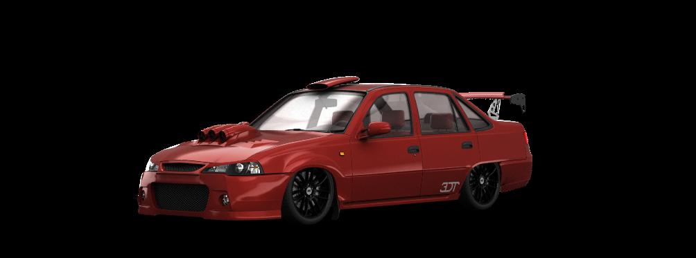 Daewoo Nexia Sedan 2012 tuning