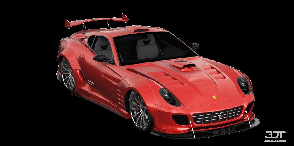 Ferrari 599 2 Door Coupe 2010 tuning
