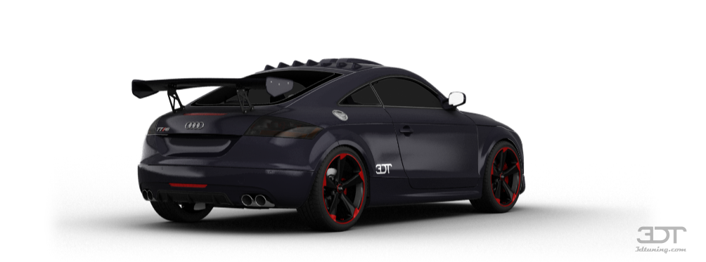 My Perfect Audi Tt Rs
