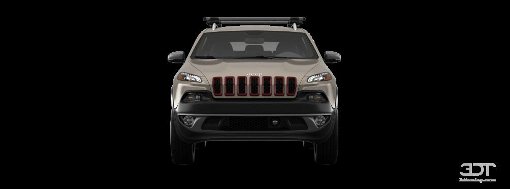 Jeep Cherokee EU'13