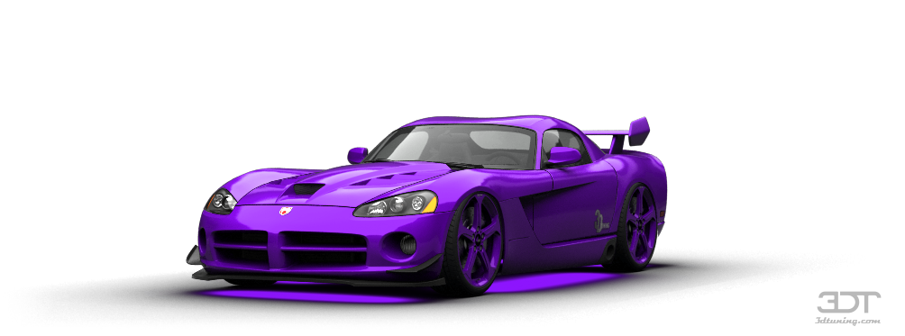 Dodge Viper SRT10 ACR'09
