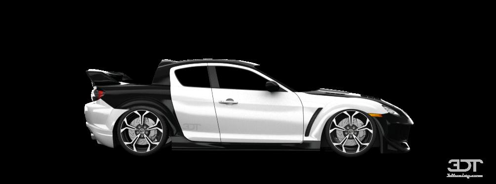 Mazda Rx8 Tuning – Idea de imagen del coche