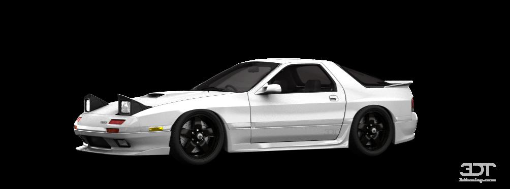 Mazda Savanna RX-7'90