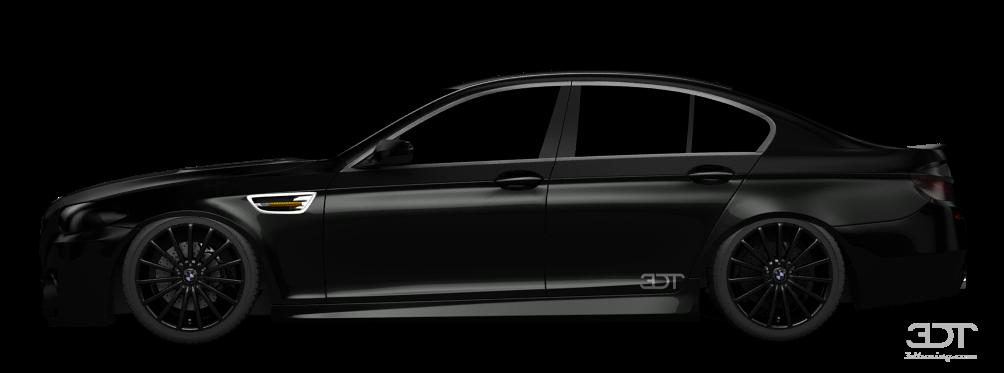 BMW 5 series'11
