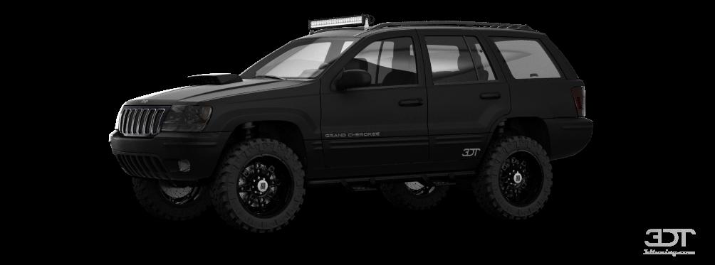 Jeep Grand Cherokee'01