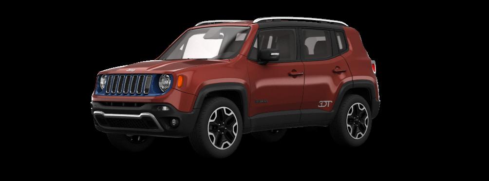 Jeep Renegade SUV 2015 tuning