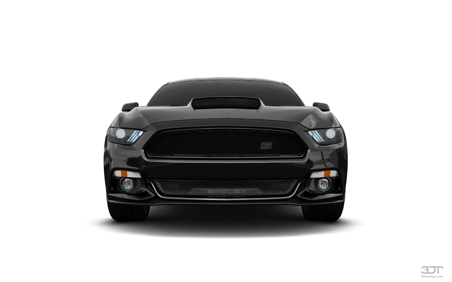 Ford Mustang GT'15