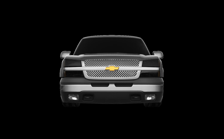 Chevrolet Silverado Standard Cab'06