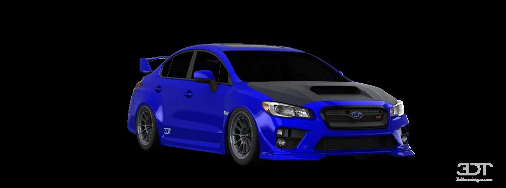 Subaru Wrx Sedan >> My perfect Subaru WRX STI.