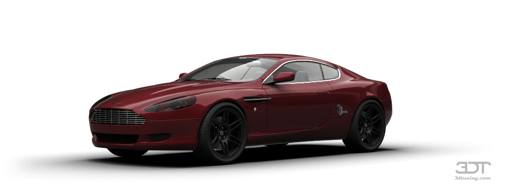 Aston Martin DB9 Coupe 2005 tuning