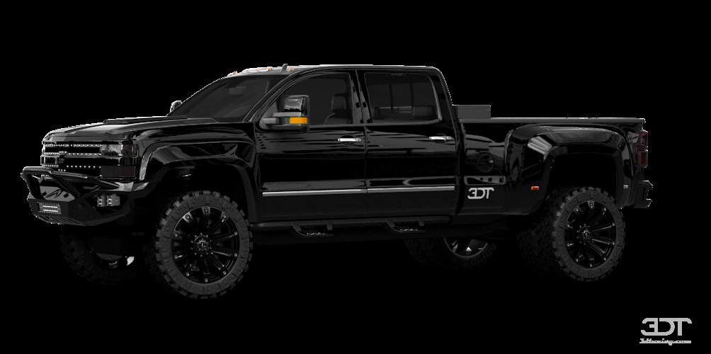 Chevrolet Silverado 2500HD Crew Cab Long Truck 2015 tuning
