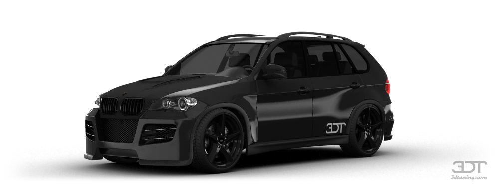 BMW X5 Crossover 2006 tuning