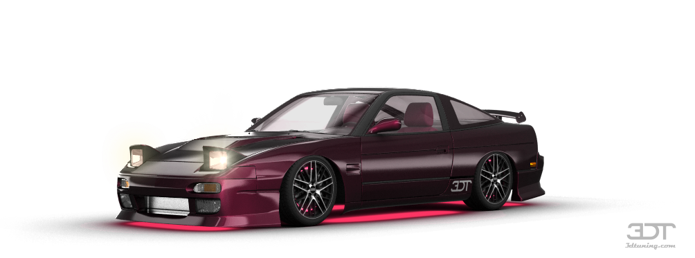 Nissan 240 SX S13'89 by k88hnv