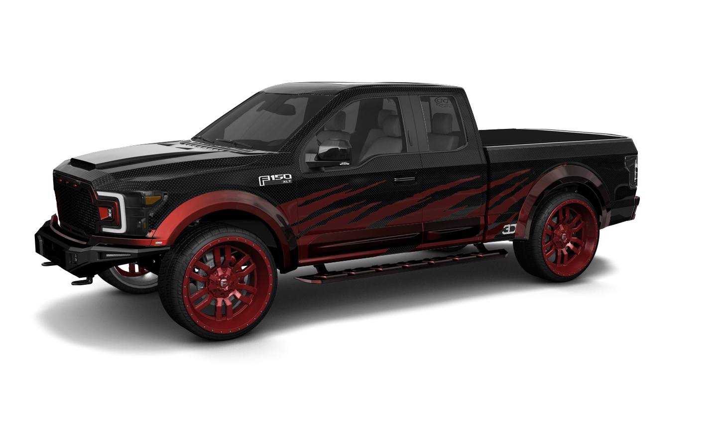 Ford F-150 SuperCab'19