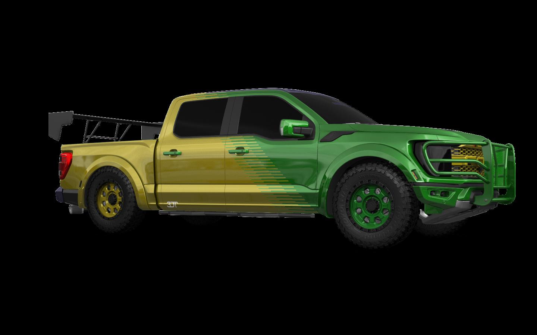 Ford F-150 Raptor'21