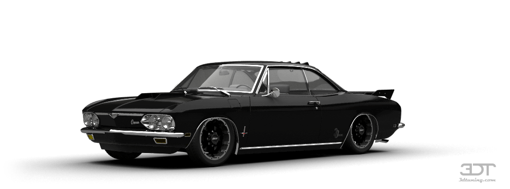 Chevrolet Corvair Monza Coupe 1969 tuning