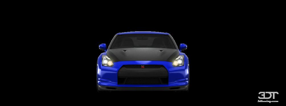 Nissan GT-R'08