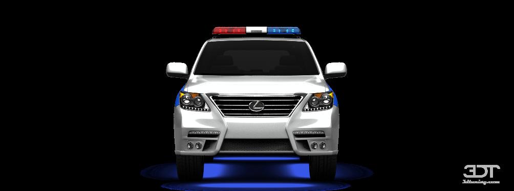 Lexus LX SUV 2010