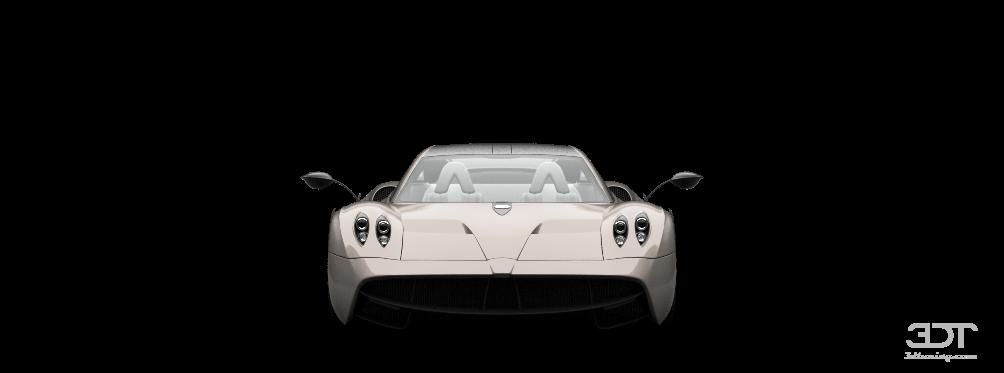 Pagani Huayra'12