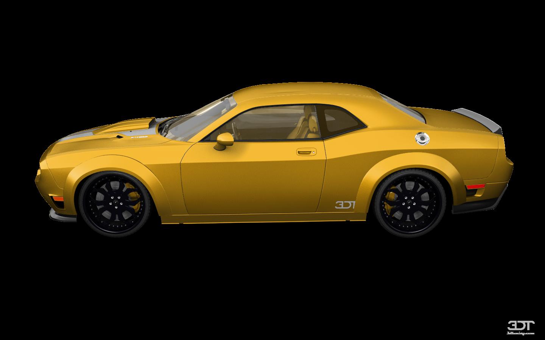 Dodge Challenger 2 Door Coupe 2008 tuning