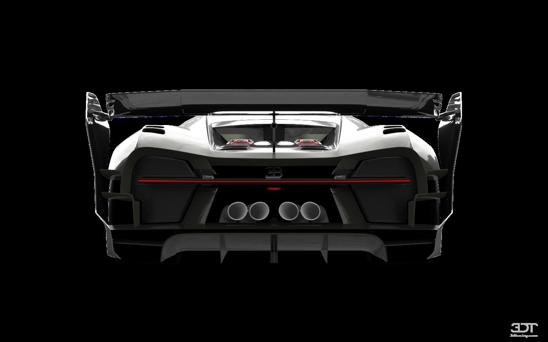 Bugatti Vision GT'15