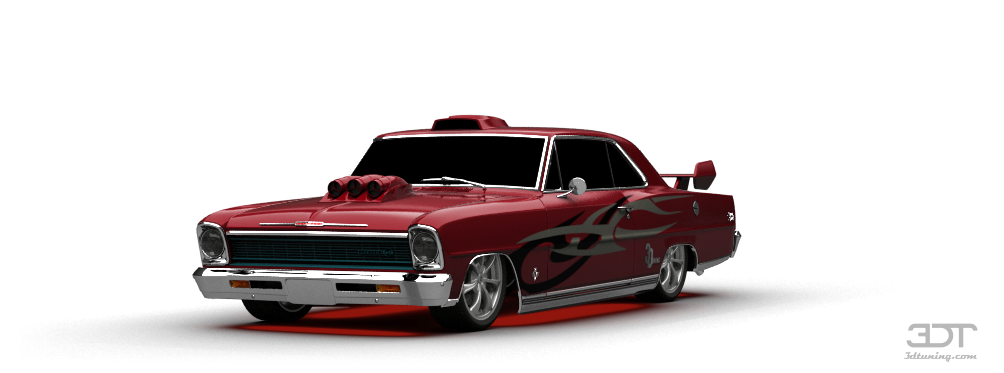 Chevrolet Nova SS Coupe 1966 tuning