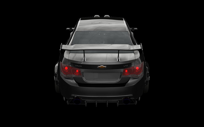 Chevrolet Cruze Sedan 2012 tuning