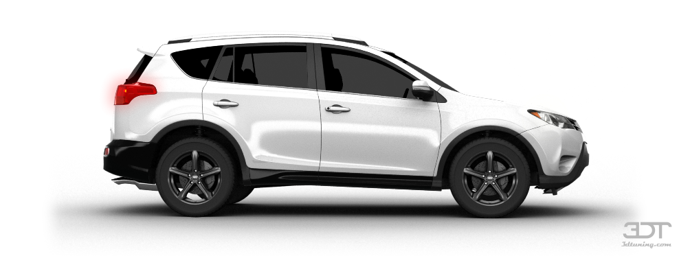 Tuning Toyota Rav4 2013 Online Accessories And Spare