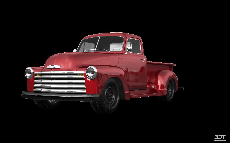Chevrolet 3100'50