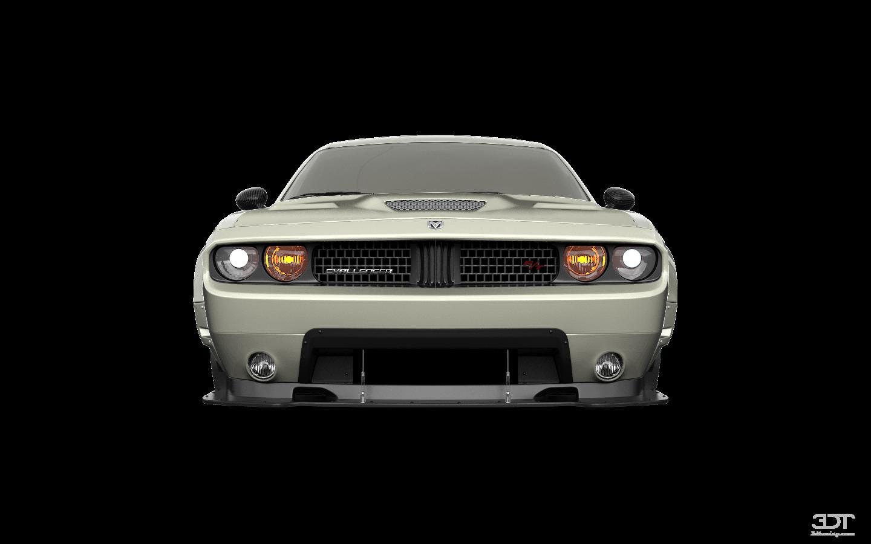 Dodge Challenger'08