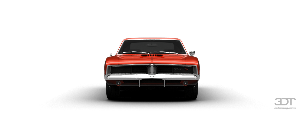 Dodge Charger'68