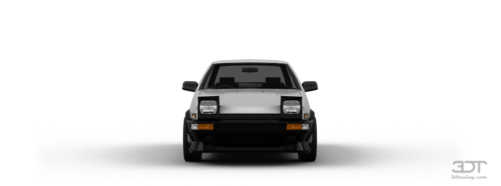 My Perfect Toyota Ae86