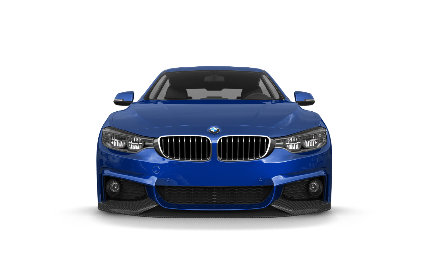 BMW 4 Series Gran Coupe'15