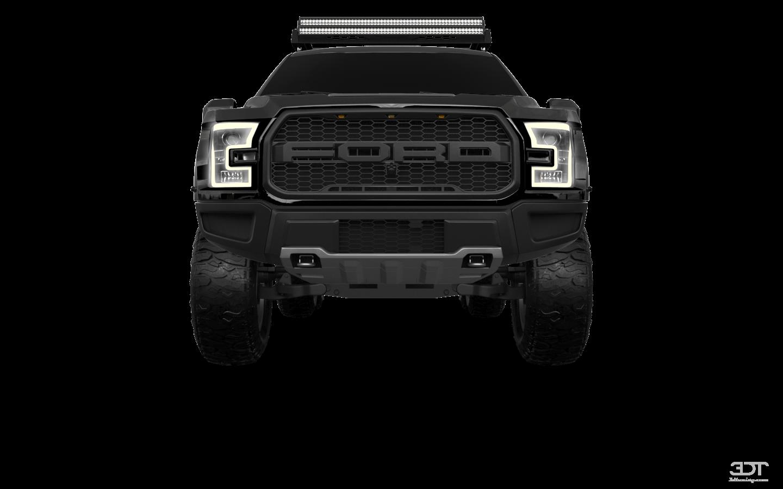 Ford Hennessey VelociRaptor 6x6'17