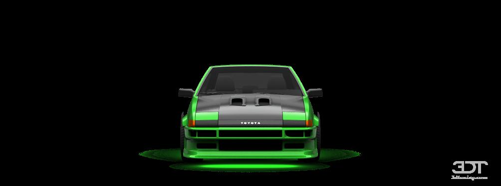 Toyota AE86'83