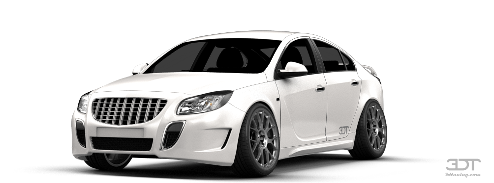 Opel Insignia Sedan 2010 tuning