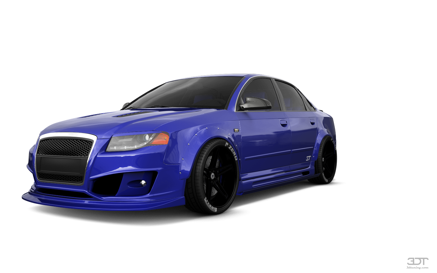 Audi A4 4 Door Saloon 2004 tuning