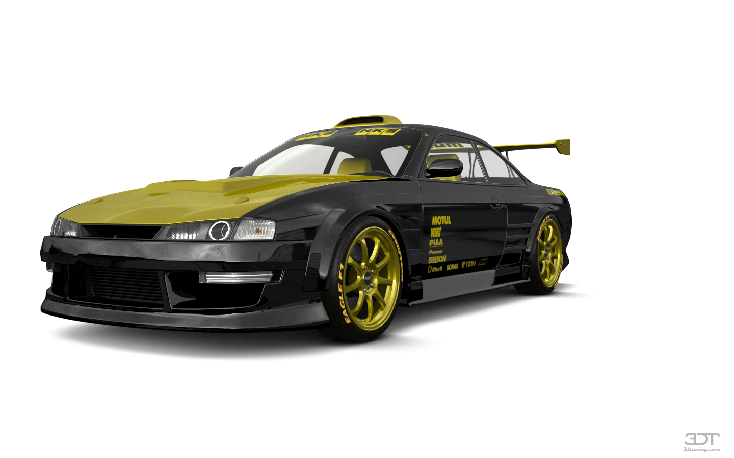 Nissan Silvia S14 2 Door Coupe 1995 tuning