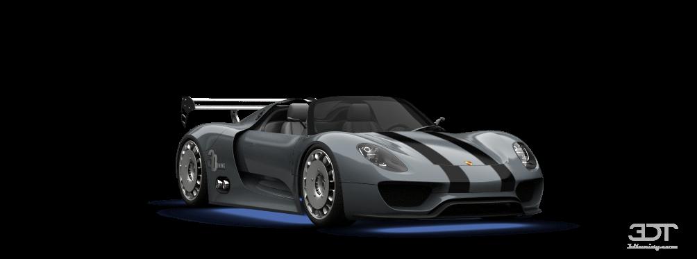 Porsche 918'12