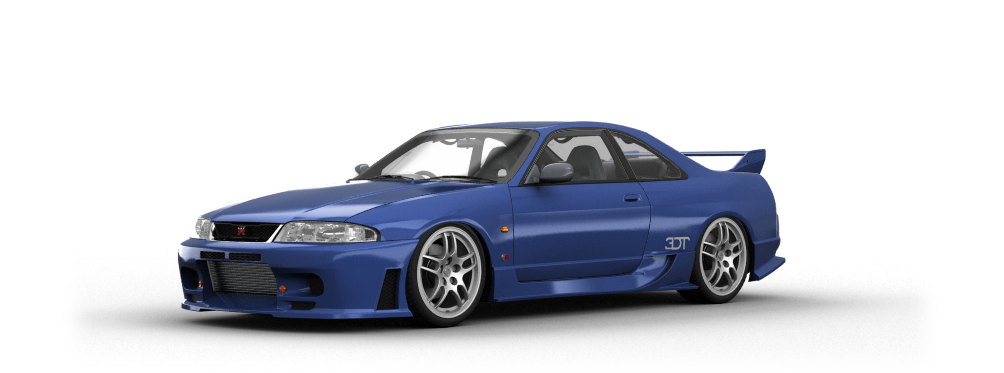 Nissan Skyline GT-R Coupe 1997 tuning