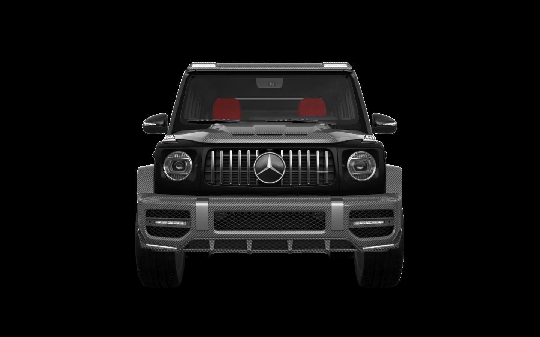 Mercedes G-Class'18