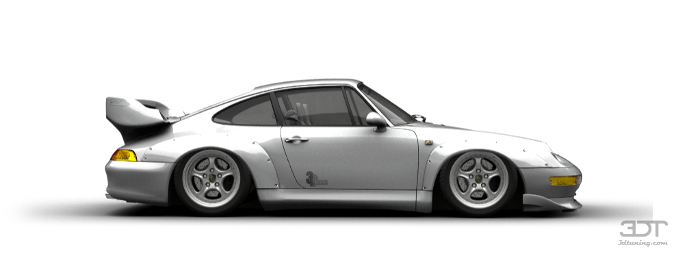 3dtuning Of Porsche 911 Gt2 Coupe 1995 3dtuning Com
