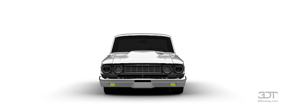 Ford Fairlane Thunderbolt'64
