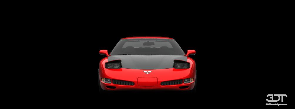 Chevrolet Corvette'01