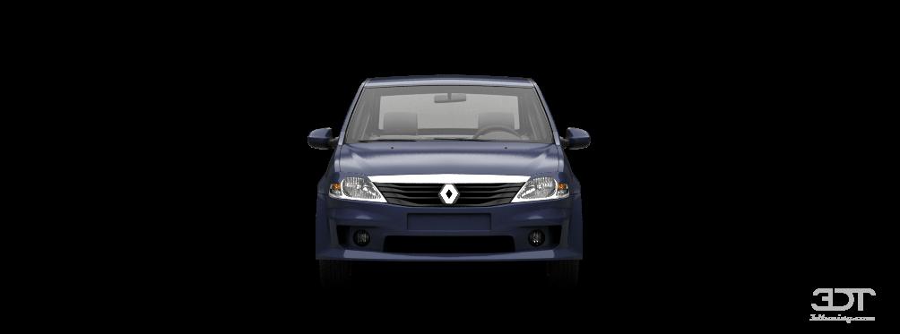 Renault Logan'10