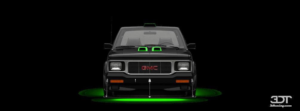 GMC Syclone'91