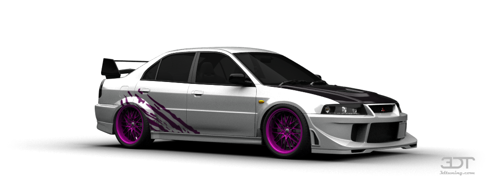 mitsubishi lancer evo vi sedan 1999 tuning