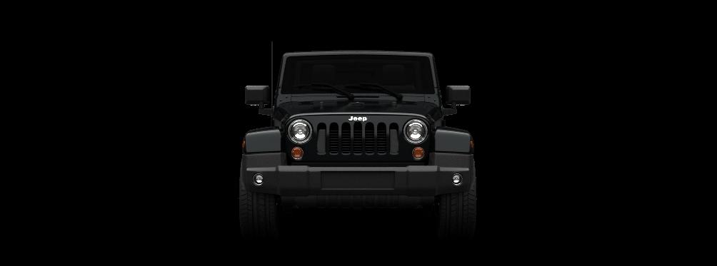 Jeep Wrangler SUV 2010